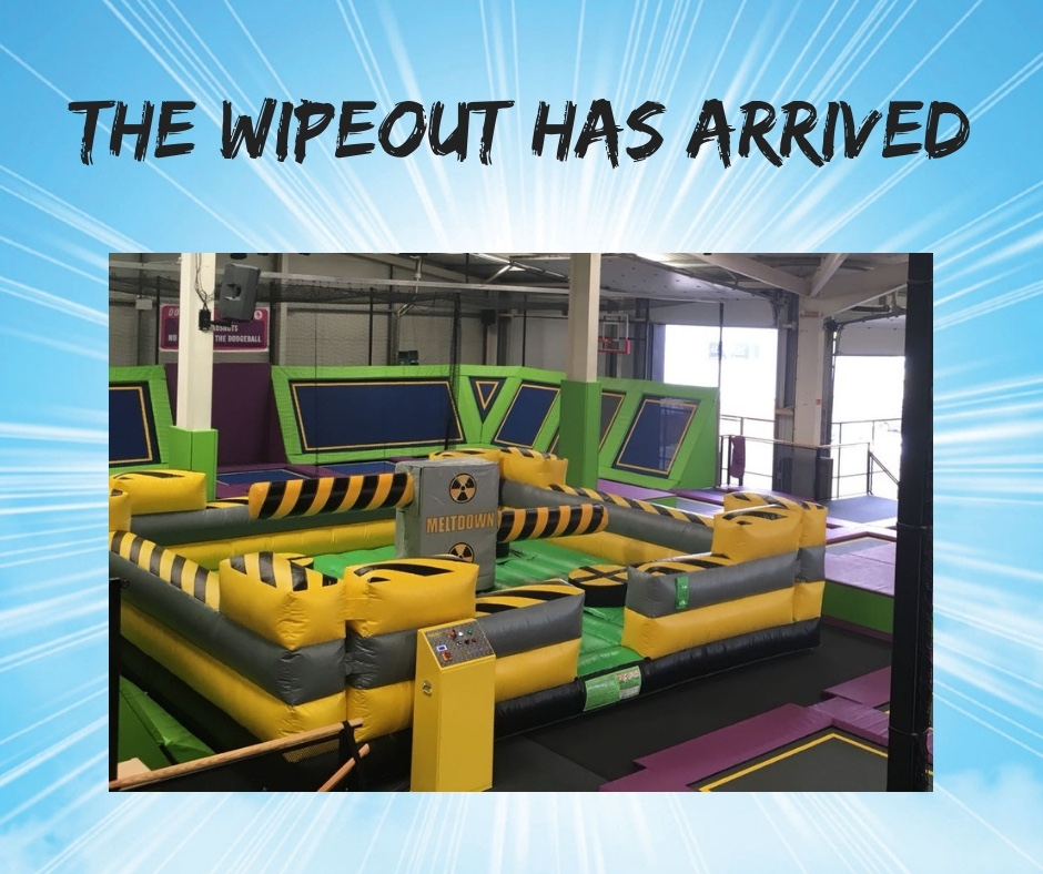 Wipeout COMING SOON